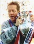 Alan Curbishley, Football, Genuine Signed Autograph (02)